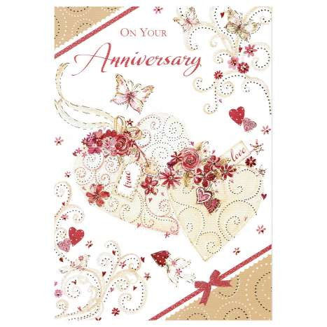 Everyday cards code 75 - Your Anniversary