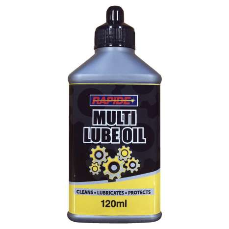 Rapide Multi Lube Oil 120ml