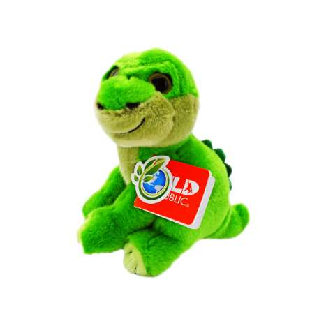 Plush Dinosaur Soft Toy - Diplodocus