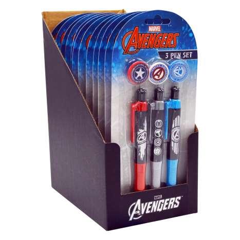 Avengers 3 Pen Set