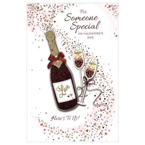 Valentines Day Cards Code 75 - Someone Special