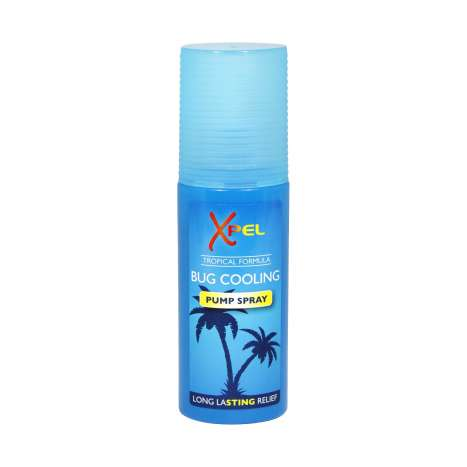 Xpel Bug Cooling Spray 120ml