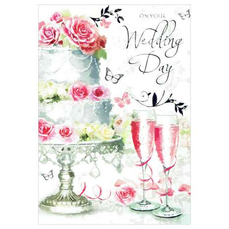 Everyday Greeting Cards Code 50 - Wedding