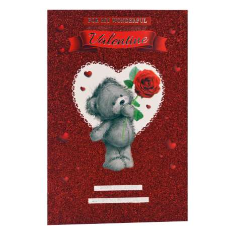 My Valentine (Code 75 - cellophane wrapped)