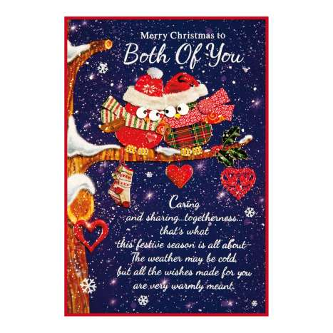 Christmas Cards Code 75 - Both of You