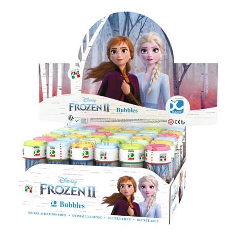 Frozen 2 Bubble Tubs 60ml