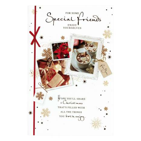 Christmas Cards Code 75 - Special Friends
