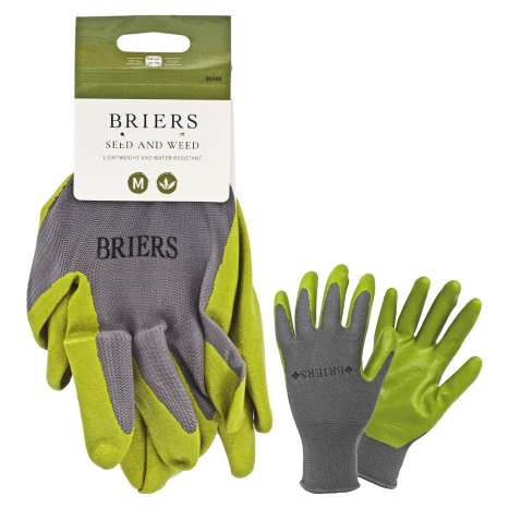 Briers Seed & Weed Gardening Gloves - Medium