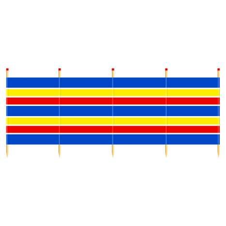 Traditional Windbreak - 5 Pole