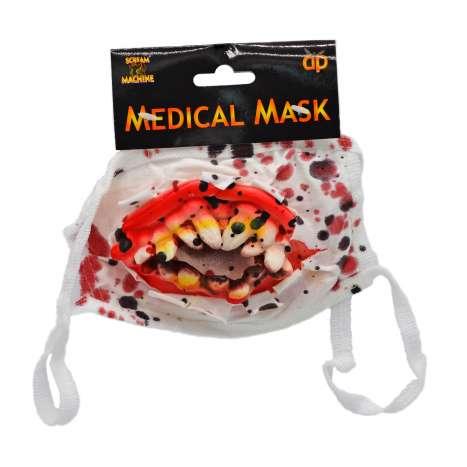 Scream Machine Medical Face Mask