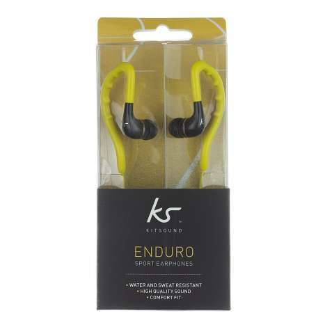 Kitsound Enduro Sport Earphones