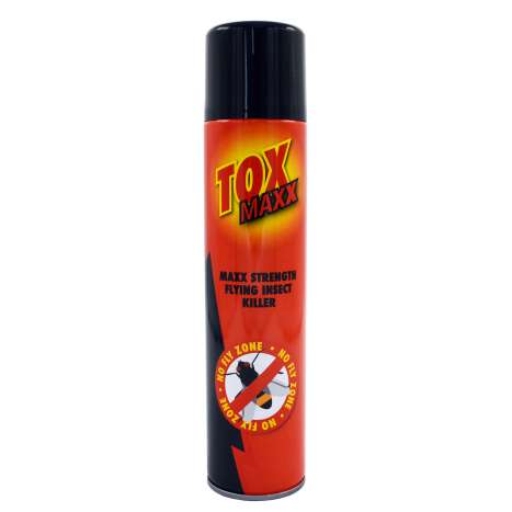 Tox Maxx Strength Flying Insect Killer 300ml