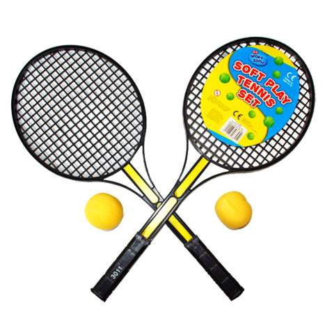 Soft Play Tennis Set